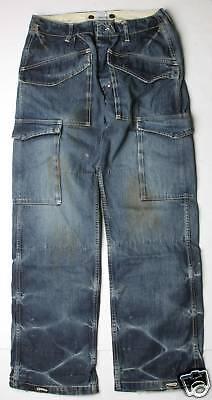 PRPS Vintage Cargo Jeans (30)