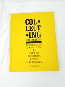 Details about Collecting The Beatles Price Guide Book by Barbara Fenick  Pierian Press 1985