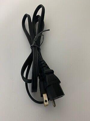 HONGLIN HL-002S Power Supply Cord E254927 10A 125V