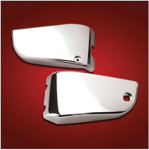 Kawasaki Vulcan  Classic Chrome Side Covers