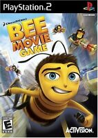 Bee Movie Game - Ps2