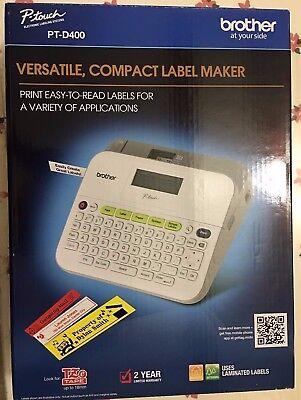 Brother Pt-d400 Label Maker