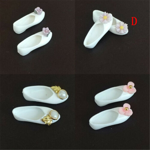 Doll Shoes Small Sandals Mini Toy Shoes For Blythe Dolls AccessoriesHI