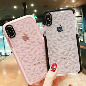 Shockproof-Soft-Clear-Phone-Case-Soft-Bumper-Cover-for-iPhone-XS-max-6s-7-8-Plus