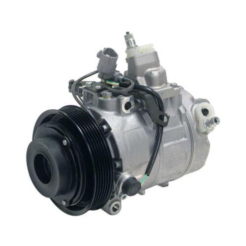 A//C Compressor and Clutch Denso 471-1414 for Lexus SC430 4.3 V8 2002-2005