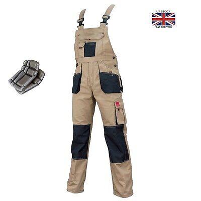 Quality Work Wear Hi Viz Workwear Bib and BRACE Pantalon par Fristads Gratuit P P