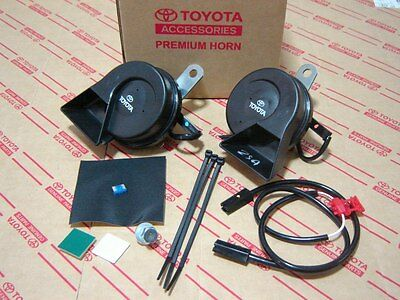 PREMIUM HORN ACCESSORIES TOYOTA HILUX VIGO SR5 MK6 CHAMP 2005-2013 GENUINE PARTS