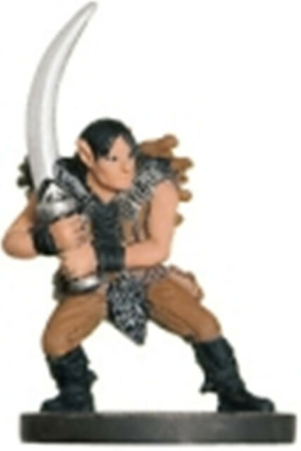 D&D Wild Elf Raider #29 - Angelfire Neu