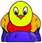 Chick by Bonnier Books Ltd (Board book, 2010)