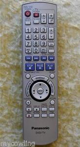 Panasonic-Remote-EUR7659Y70-DMR-ES35V-DMR-ES45V-DMR-ES46V-DVD-RECORDED