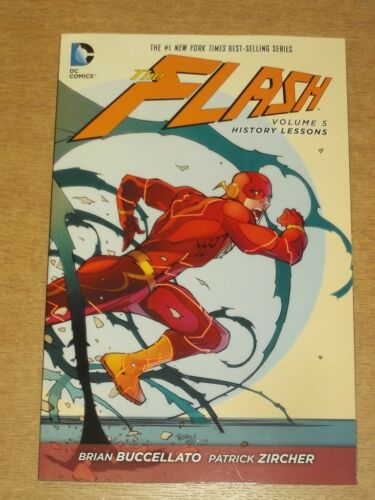 1 of 1 - Flash History Lessons Vol 5 by Brian Buccellato (Paperback, 2015)< 9781401257729