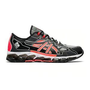 Asics Tiger Gel-Quantum 360 6 Future Tokyo Sneaker Uomo 1021A492 001 Black Sunri