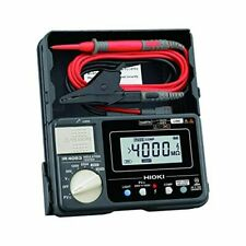 Hioki Ir4053 10 Insulated Resistance Meter For Solar Power System
