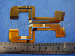 Nuevo Sony DCR-HC21E HC22E HC32E HC33E LCD Flex Cable Reino Unido Stock Entrega Rápida