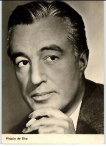 DDR-Starfoto-Kino-Fernsehen-Film-Schauspieler-Actor-1966-Vittoria-de-Sica-Photo