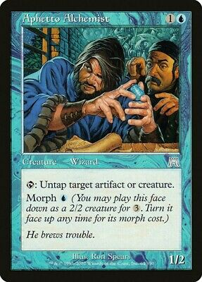 Aphetto Alchemist x4 Onslaught MtG NM pack fresh