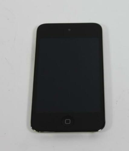 Used Working Black Apple iPod Touch 4th Gen 8GB A1367 MP3 Player
