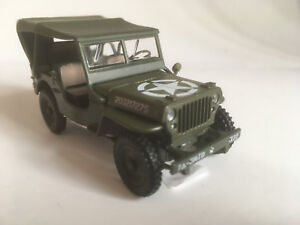 Jeep-Willys-4x4-Soft-Top-Cararama-Auto-Modell-1-43-4-90180