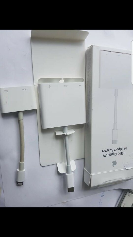 Adapter, apple, Perfekt