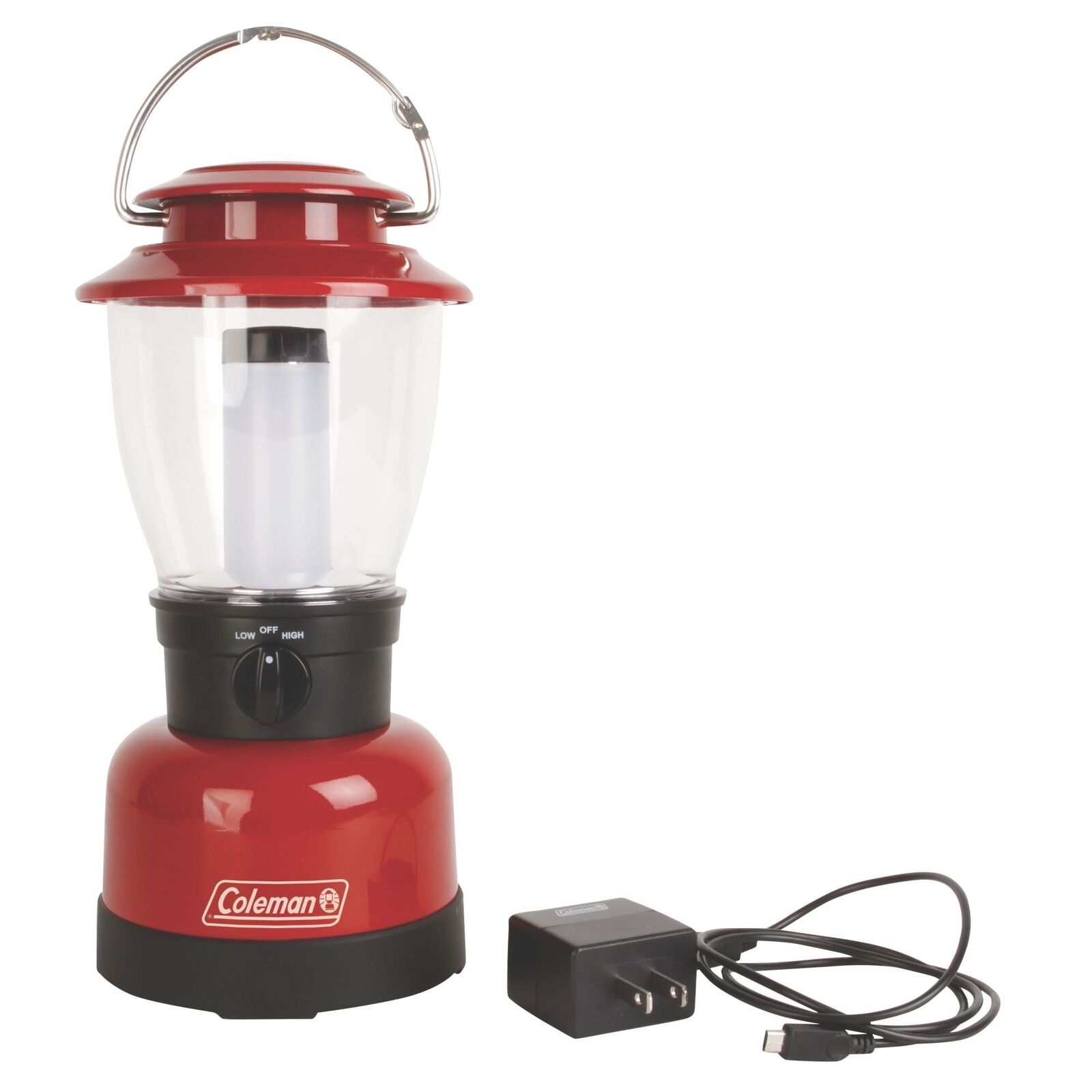 Coleman Classic Rechargeable 400l LED Lantern  one size  the latest models