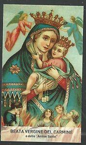 image pieuse de la Virgen del Carmen santino holy card estampa MjR1Pik0-08050348-390915343