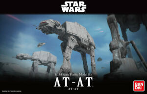 Revell - Kit de modélisme à l'échelle 1: 144 de Star Wars At-at