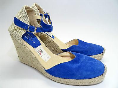 Manhattan Azul-Para Mujer Tacones-John Lewis-Elige Tu Tamaño-más de 20.000 f/bk! sh87