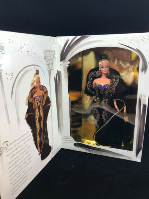 NIB 1995 Mattel Midnight Gala Barbie Doll 4th in Series Classique Collection