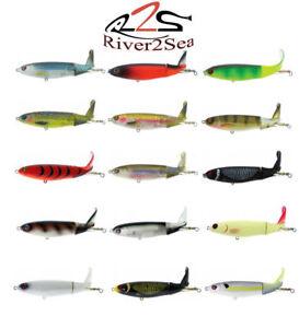 River2Sea Whopper Plopper 90 Topwater Bait - Assorted Colors