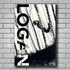 New Logan 2017 Movie Hugh Jackman Custom Poster Print Art Decor T-287