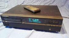 MARANTZ CD 42 + REMOTE DIGITAL & ANALOGUE OUTPUT, GOOD CONDITION & PLAYING WELL