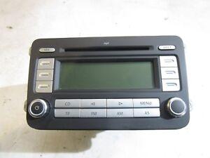 VW Golf V Kombi 1,4 TSI 103KW Radio CD MP3 1K0035186AD