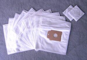 10-Staubsaugerbeutel-fur-Bosch-Big-Bag-3-L-BSN-0000-9999-2-Filter