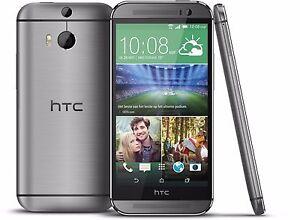 HTC One M8 Grey 32GB Unlocked