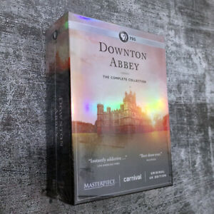 Downton-Abbey-Complete-Series-Collection-DVD-Region1-Fast-shipping-Priority-Mail
