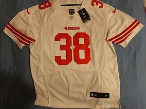 Details about JARRYD HAYNE San Francisco 49ers NFL Nike Jersey #38 Size 40 Ex NRL Player Rugby