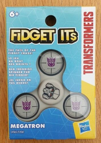 Transformers Fidget Its Megatron New /& Sealed