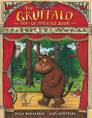 The Gruffalo Pop-Up Theatre Book, Donaldson, Julia, Used; Very Good Book