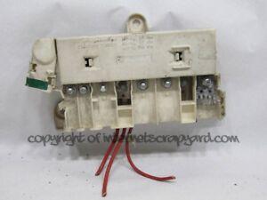 bmw 7 series e38 91 04 v12 busbar battery fuse box 8365530 ebay rh ebay ie