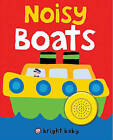 Noisy Boats by Roger Priddy (Board book, 2010)