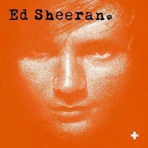 Ed Sheeran Plus Lp Vinyl New Factory Sealed Ebay