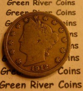 1912 Liberty Head Nickel  #WP12 better grade