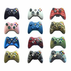 Official-Original-Genuine-Microsoft-Xbox-360-Controller-Pads-Various-Colours