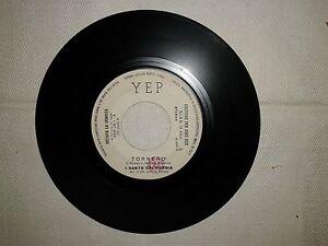 I-Santo-California-Tornero-Disco-Vinile-45-Giri-7-034-Edizione-Promo-Juke-Box