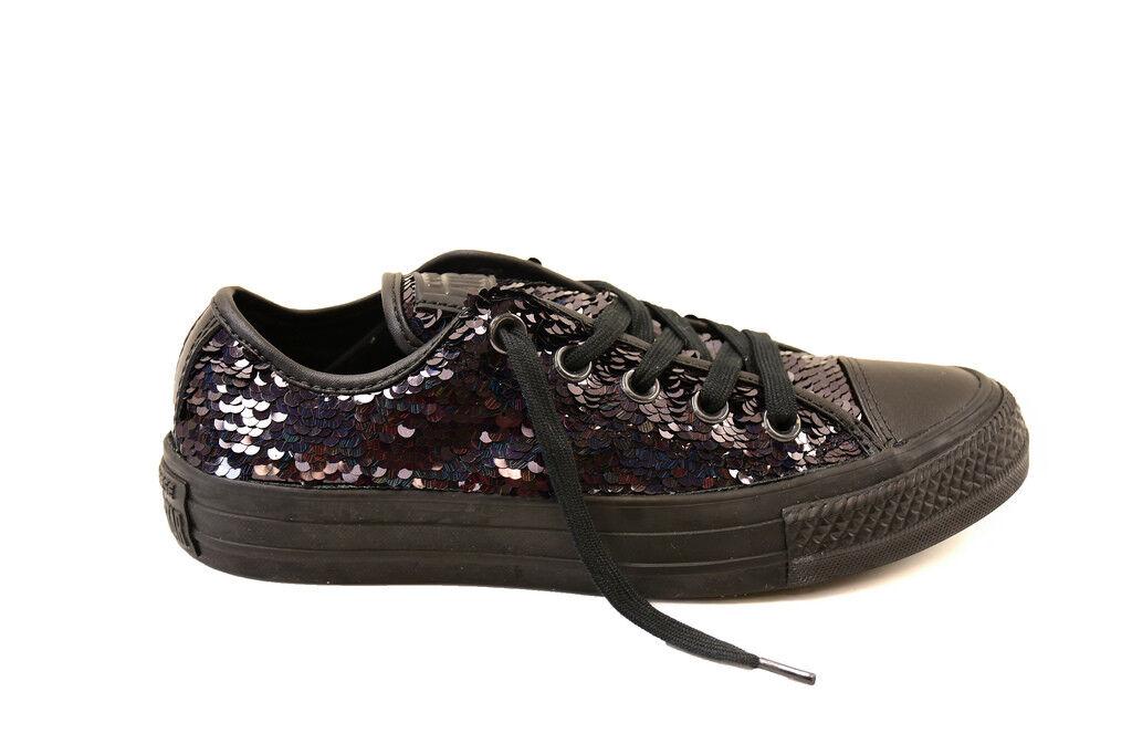 Converse Women CTAS OX 556483C Sneakers Black UK 7   BCF710