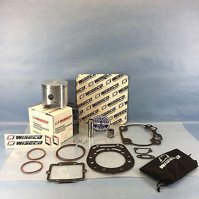 Wiseco Top End Piston Gaskets Rebuild Kit 86mm Kawasaki KX500 KX 500 1991-04