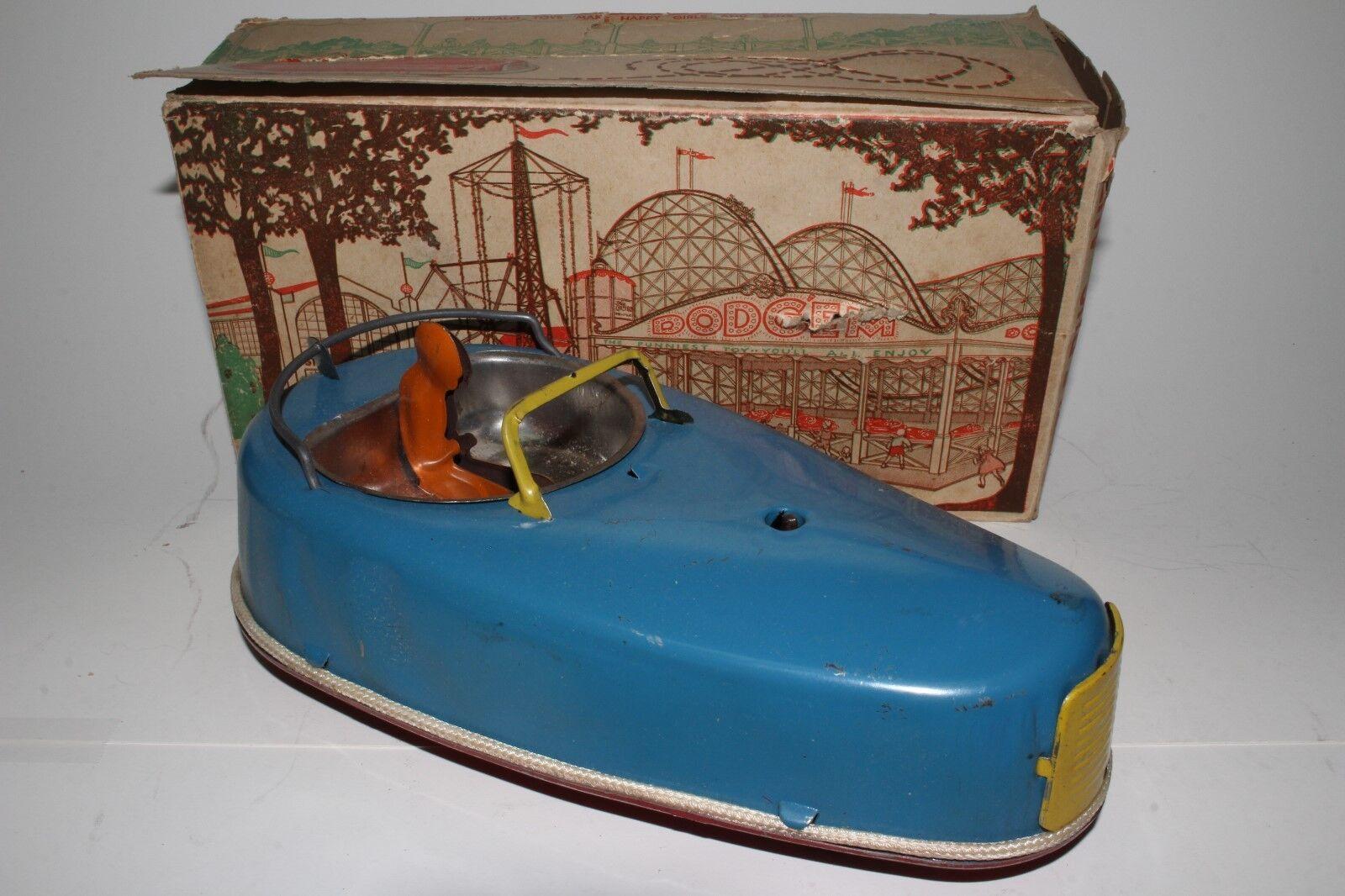 588ms Bufalo Giocattoli Carnevale Dodgem Auto con Scatola Originale