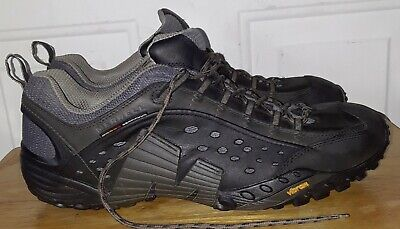 Leather Comfort Hiking Trail Shoes. Sz