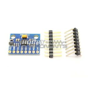 HOBBY-COMPONENTS-GY-521-MPU-6050-Module-3-Axis-gyro-3-Axis-Accelerometer-Module