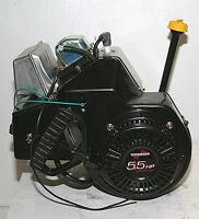 Tecumseh Oh195sa-72554 5.5 Hp Snow Blower Thrower Engine Step Shaft